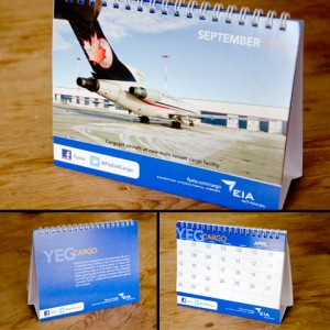 Edmonton Print Design - Edmonton International Airport